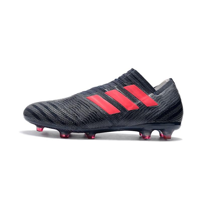 adidas Nemeziz Messi 17+ 360 Agility FG Soccer Boots Black