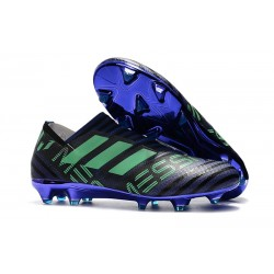 adidas Nemeziz Messi 17 360Agility FG Football Cleats - Black Green Purple