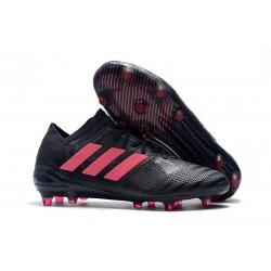 adidas Men's Nemeziz Messi 17.1 FG Soccer Boots Black Pink