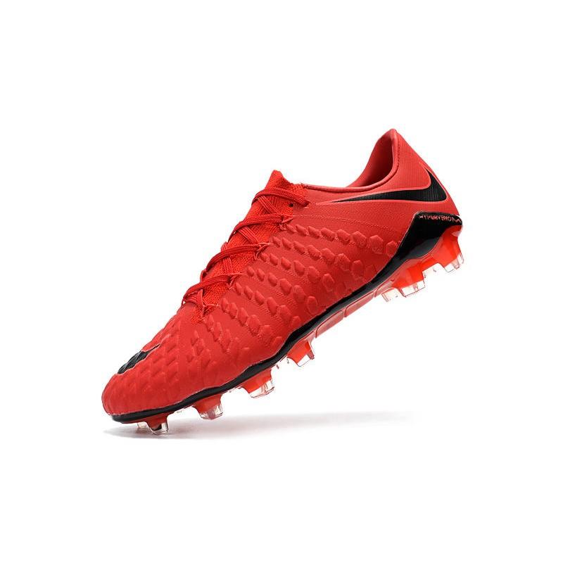 lowest price 8b7fa 6a8ea Nike Hypervenom Phantom 3 FG Neymar Football Boots - Red Black