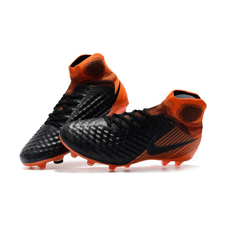 magista black and orange
