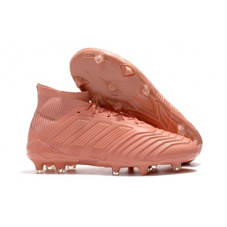 the best attitude 15fcf 4eabb ... best prices New 2018vadidas 2018 Predator 18.1 FG Soccer Cleats - Pink  14622 5f1b2  crazy price Adidas ...