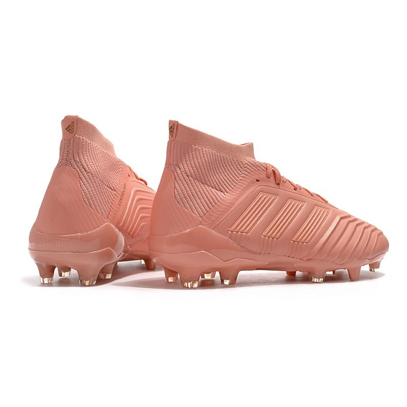 New 2018vadidas 2018 Predator 18.1 FG Soccer Cleats - Pink