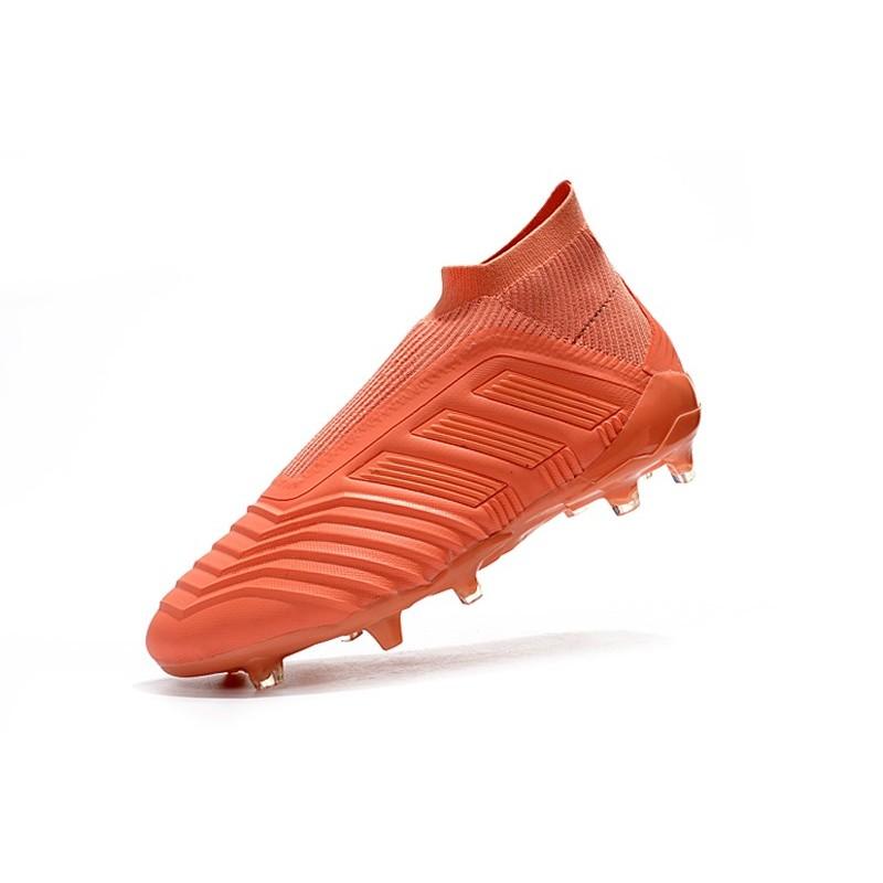 f06dbe2b3 New World Cup adidas Predator 18+ FG Firm Ground Boots - Pink