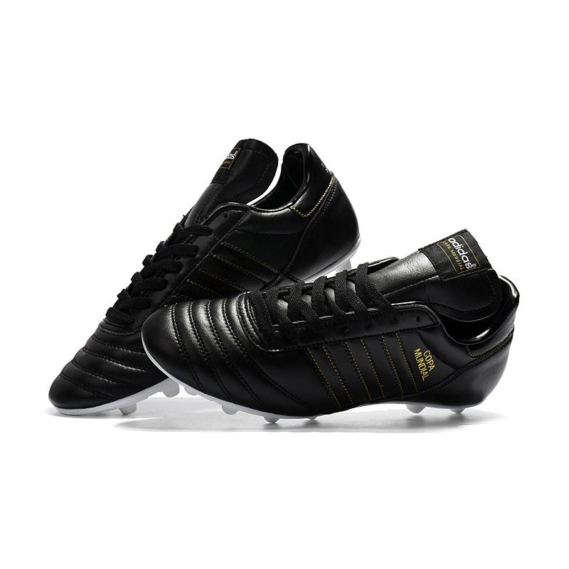 6a8c7222e Adidas Copa Mundial World Cup 2018 Leather Cleats - Black