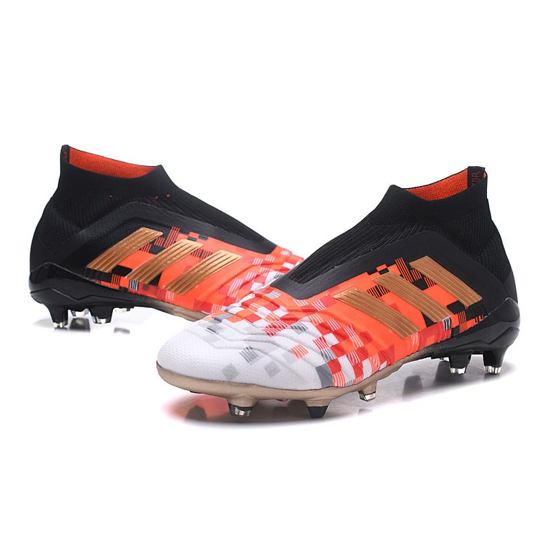 finest selection 21dd4 db537 ... New adidas Predator 18+ FG Firm Ground Boots ...