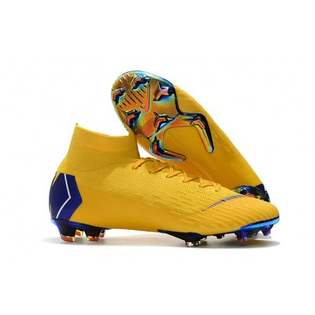 Nike 2018 Mercurial Superfly VI Elite FG Football Boots -