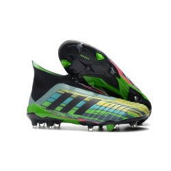 New adidas Predator 18+ FG Firm Ground Boots - Colorful