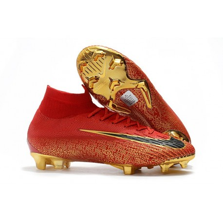 Nike Mercurial Superfly VI Elite FG New Top Cleats -