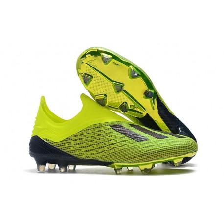 New adidas X 18+ FG Soccer Boots -