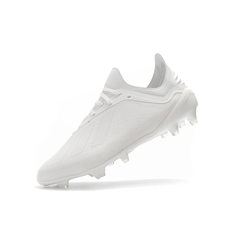 all white adidas cleats