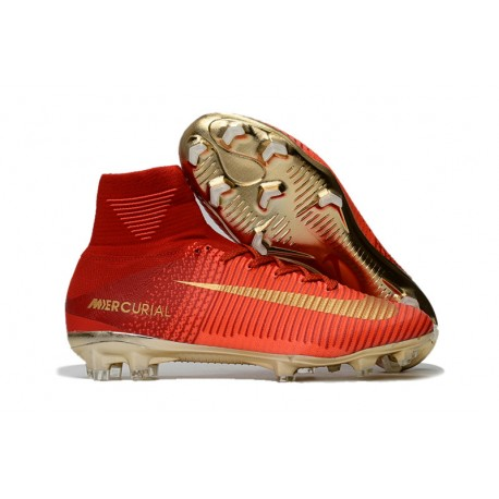 Nike Mercurial Superfly V FG Soccer Cleats -