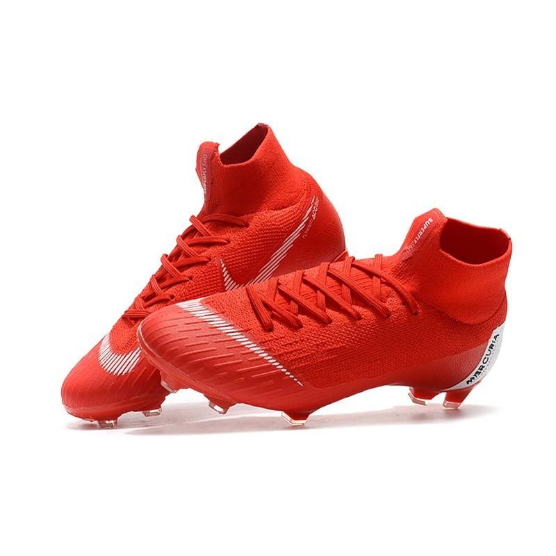 buy online c69ef 96803 Nike Mercurial Superfly 6 Elite ACC FG Men's Boot - Red White