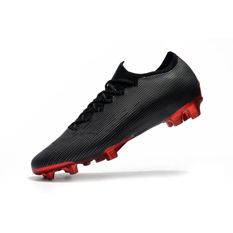 pretty nice 7f776 3fd27 nike mercurial black and red
