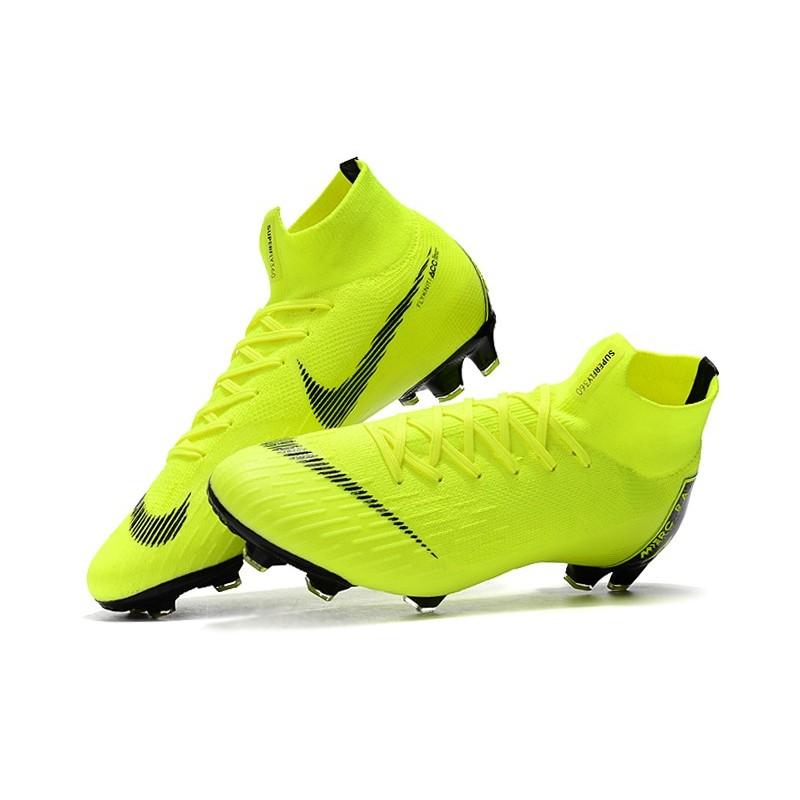 finest selection 8351c 2592b Nike Mercurial Superfly 6 Elite ACC FG Men's Boot - Volt Black