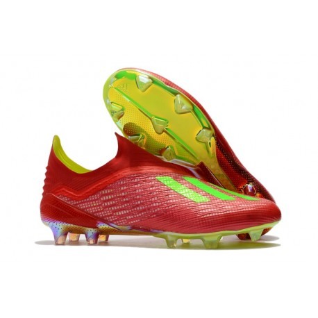 New adidas X 18+ FG Soccer Boots -