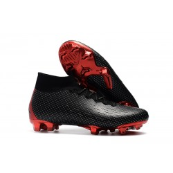 Nike Mercurial Superfly 6 Elite ACC FG Nike x Jordan Black Red