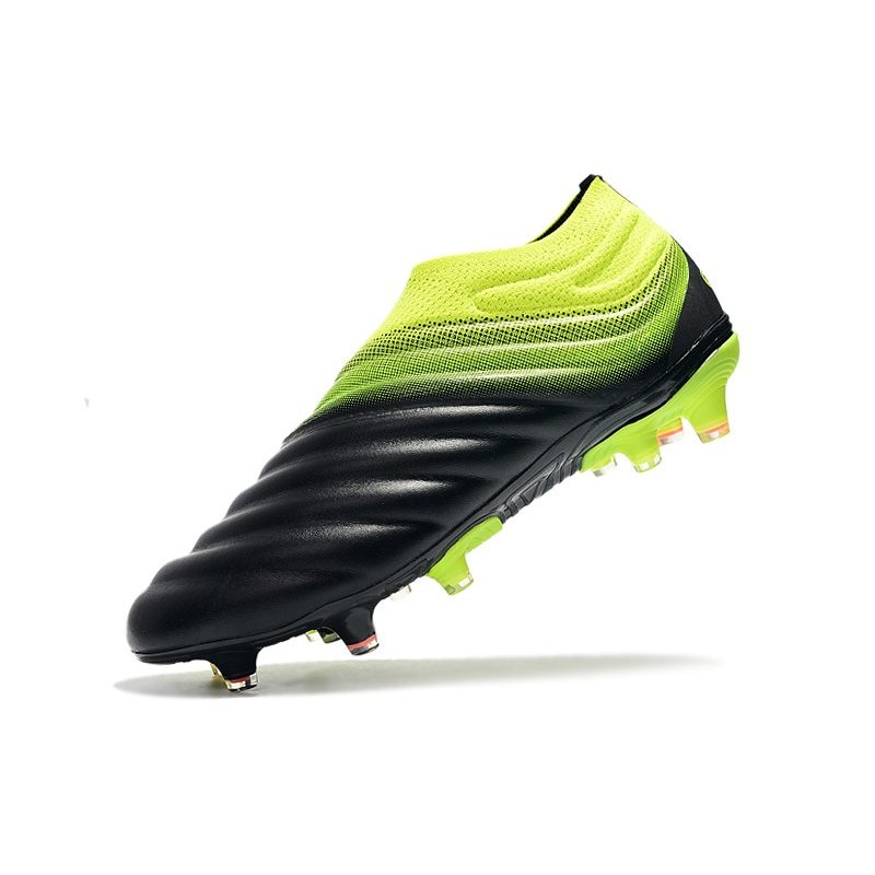 semestre Lo anterior Normal  New Adidas Copa 19+ FG Soccer Shoes - Black Volt