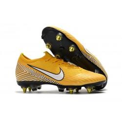 Neymar Nike Mercurial Vapor XII Elite SG-Pro AC Yellow