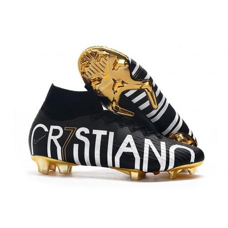 Cristiano Ronaldo Nike Mercurial Superfly VI Elite FG Football Boots