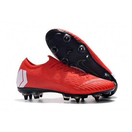 Nike Mercurial Vapor XII Elite SG-Pro AC Red White