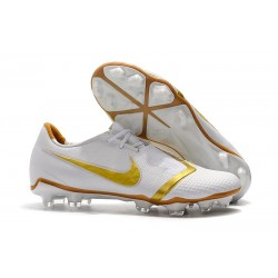 New Nike Phantom Venom Elite FG White Gold