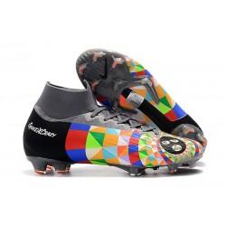 Dani Alves Custom Nike Mercurial Superfly FG New Cleats