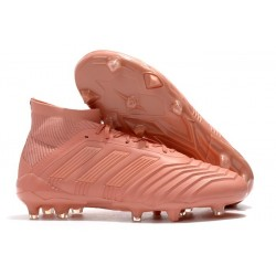 adidas 2018 Predator 18.1 FG Soccer Cleats - Pink