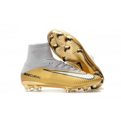 Nike Mercurial Superfly V FG Dynamic Fit Cleat - CR7 Quinto Triunfo