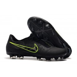 New Nike Phantom Venom Elite FG Black Volt