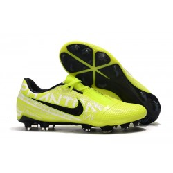 New Nike Phantom Venom Elite FG Volt White Obsidian
