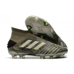 adidas Predator 19+ FG Firm Ground Shoes Legacy Green Sand
