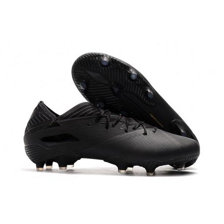 adidas Nemeziz 19.1 FG Firm Ground Cleat Black