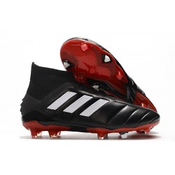 adidas Predator Mania 19.1 FG ADV Firm Ground Boots - Core Black