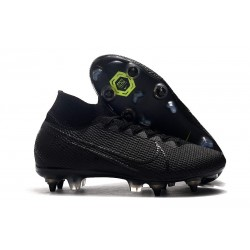 Nike Mercurial Superfly 7 Elite SG-Pro Black