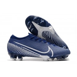 Nike Mercurial Vapor 13 Elite FG Boots Blue White