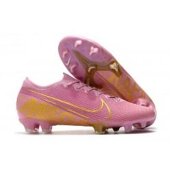 Nike Mercurial Vapor 13 Elite FG Boots Pink Gold