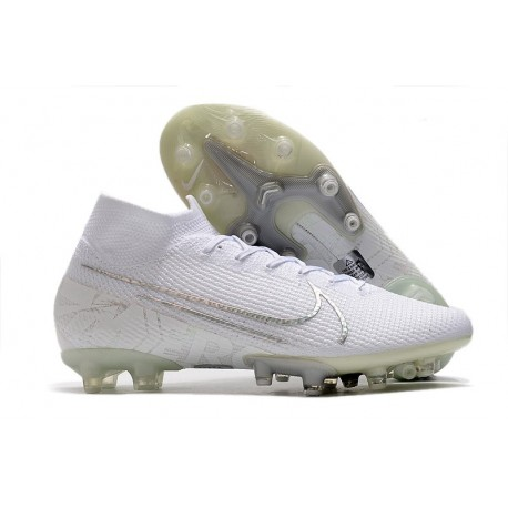 Nike Mercurial Superfly VII Elite AG-Pro White