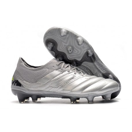 adidas Copa 20.1 FG Firm Ground Cleats Encryption Pack Silver