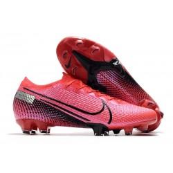 Nike Mercurial Vapor 13 Elite FG Boots Laser Crimson Black