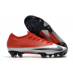 Nike Mercurial Vapor 13 Elite FG Boots Future DNA Red Silver Black