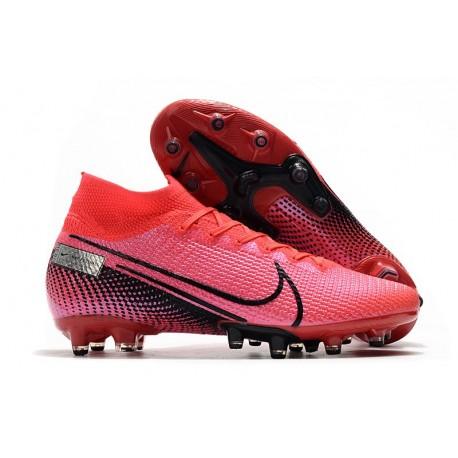 Nike Mercurial Superfly VII Elite AG-Pro Crimson Black
