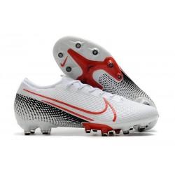 Nike Mercurial Vapor 13 Elite AG-Pro White Laser Crimson