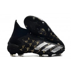 adidas Predator Mutator 20+ FG Paul Pogba- Core Black Solid Grey