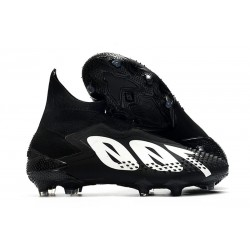 adidas Predator Mutator 20+ FG Soccer Cleat Black White