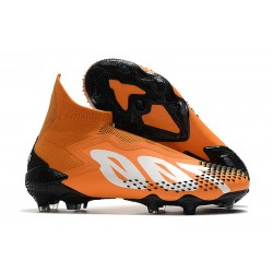 adidas Predator Mutator 20+ FG Soccer Cleat Orange White
