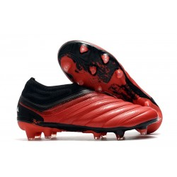 adidas Copa 20+ FG Leather Boots Active Red White Core Black