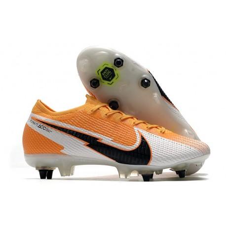 Nike Mercurial Vapor XIII Elite SG AC Laser Orange Black White