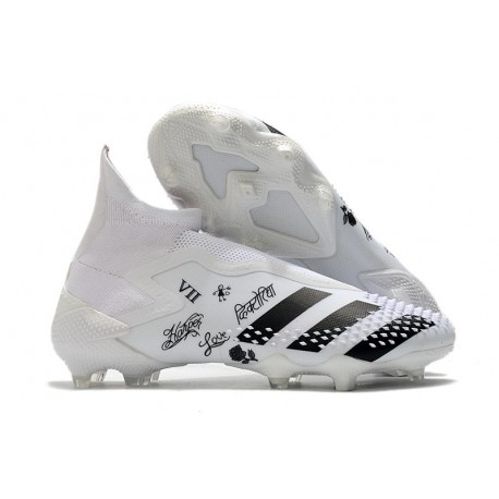 adidas Predator Mutator 20+ FIrm Ground White Black