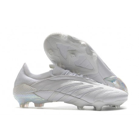 adidas Predator Archive Firm Ground Cleats All White